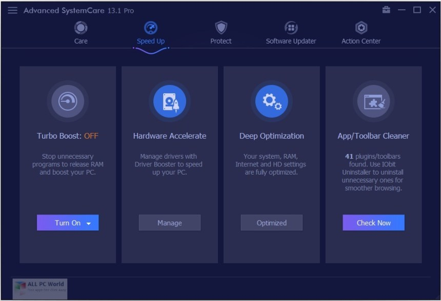 Advanced SystemCare Pro 2020 v13.6 Descarga gratuita