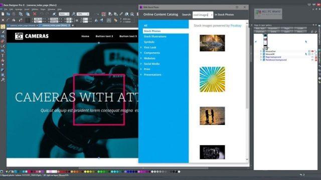 Xara Designer Pro Plus 20.4 Descarga con un clic
