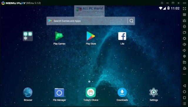 Descargar MEmu Android Emulator 7.3