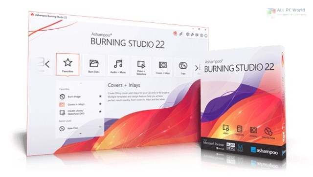 Ashampoo Burning Studio 22.0 Descarga gratis