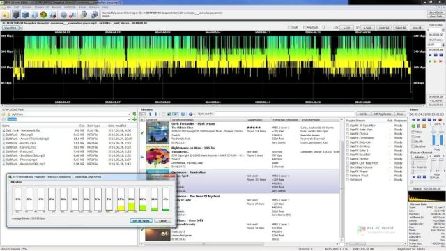 3delite MP4 Stream Editor 3.4 Enlace de descarga directa