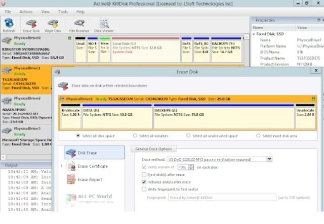Active KillDisk Ultimate 13.0.5 Enlace de descarga directa