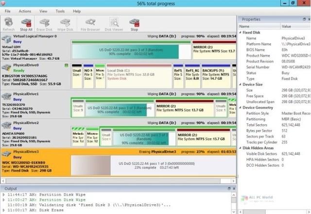 Descarga gratuita de Active KillDisk Ultimate 13.0.5