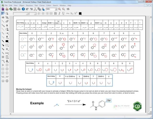 Descarga gratuita de ChemOffice Professional Suite 2020 v20.0