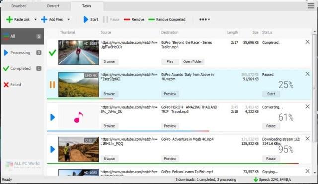 Kotato All Video Downloader Pro 7.1.1 Descarga con un clic