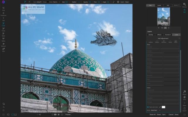 ON1 Photo RAW 2021 v15.0 Descarga de la versión completa