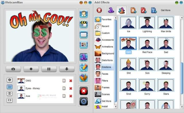 WebcamMax 8.0