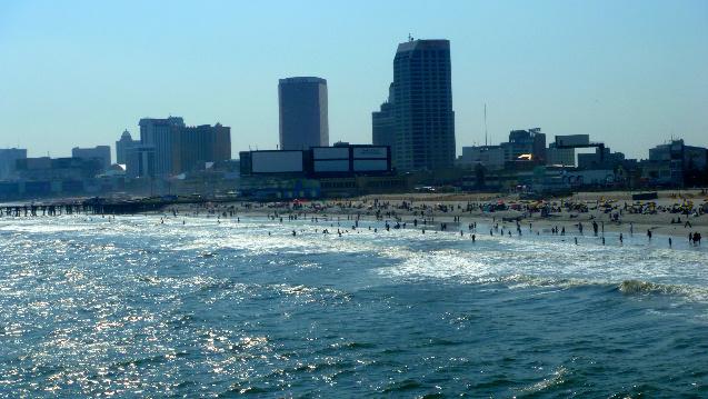 beach Getaway Guide: Weekend Road Trip To Atlantic City
