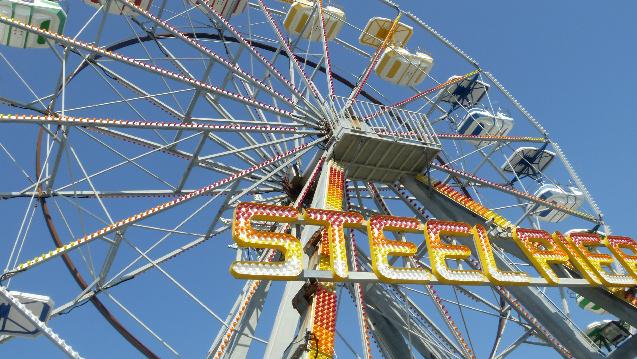 ferris wheel Getaway Guide: Weekend Road Trip To Atlantic City