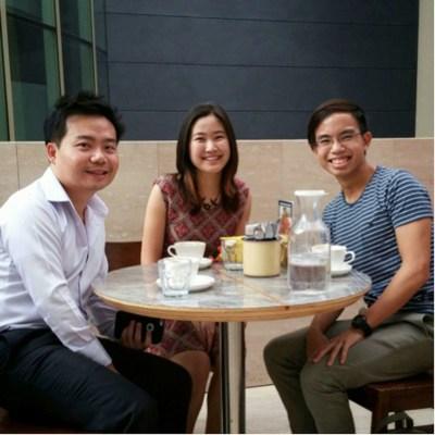 SMU Accountancy - Coffee talks with Professor Seow Poh Sun
