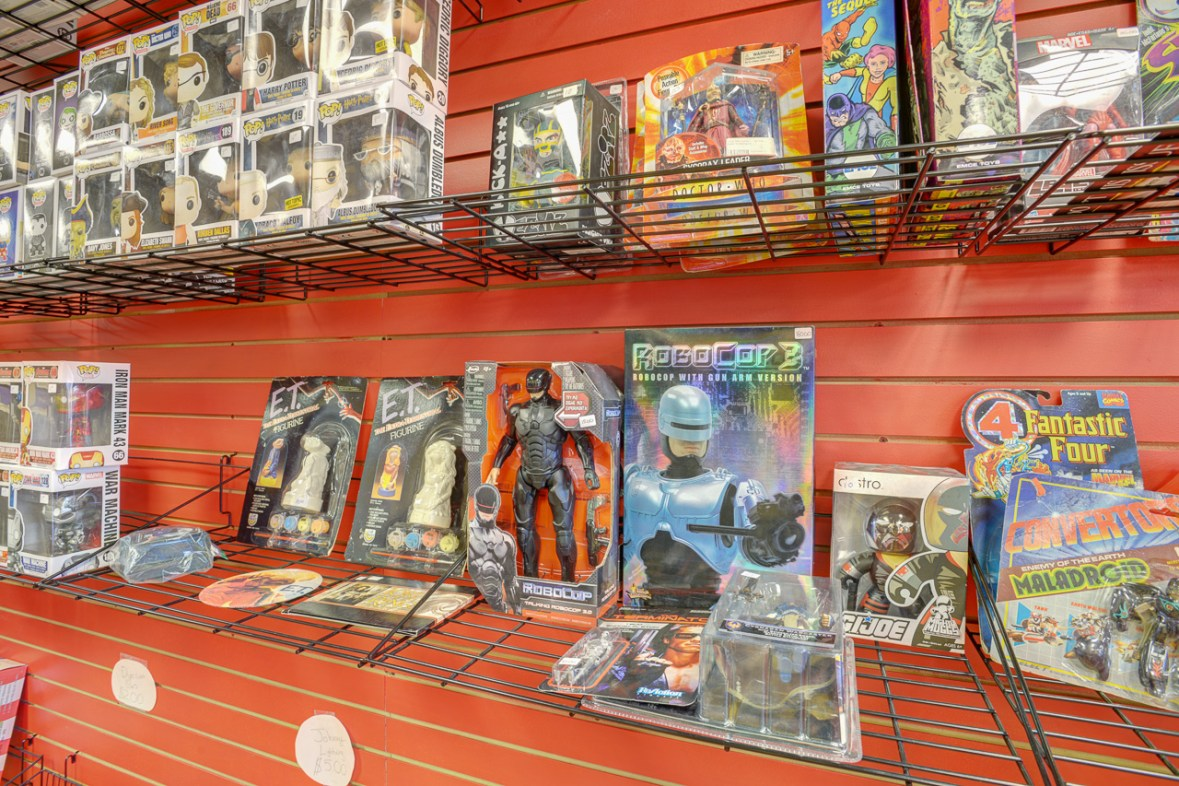 comic book store in colorado springs