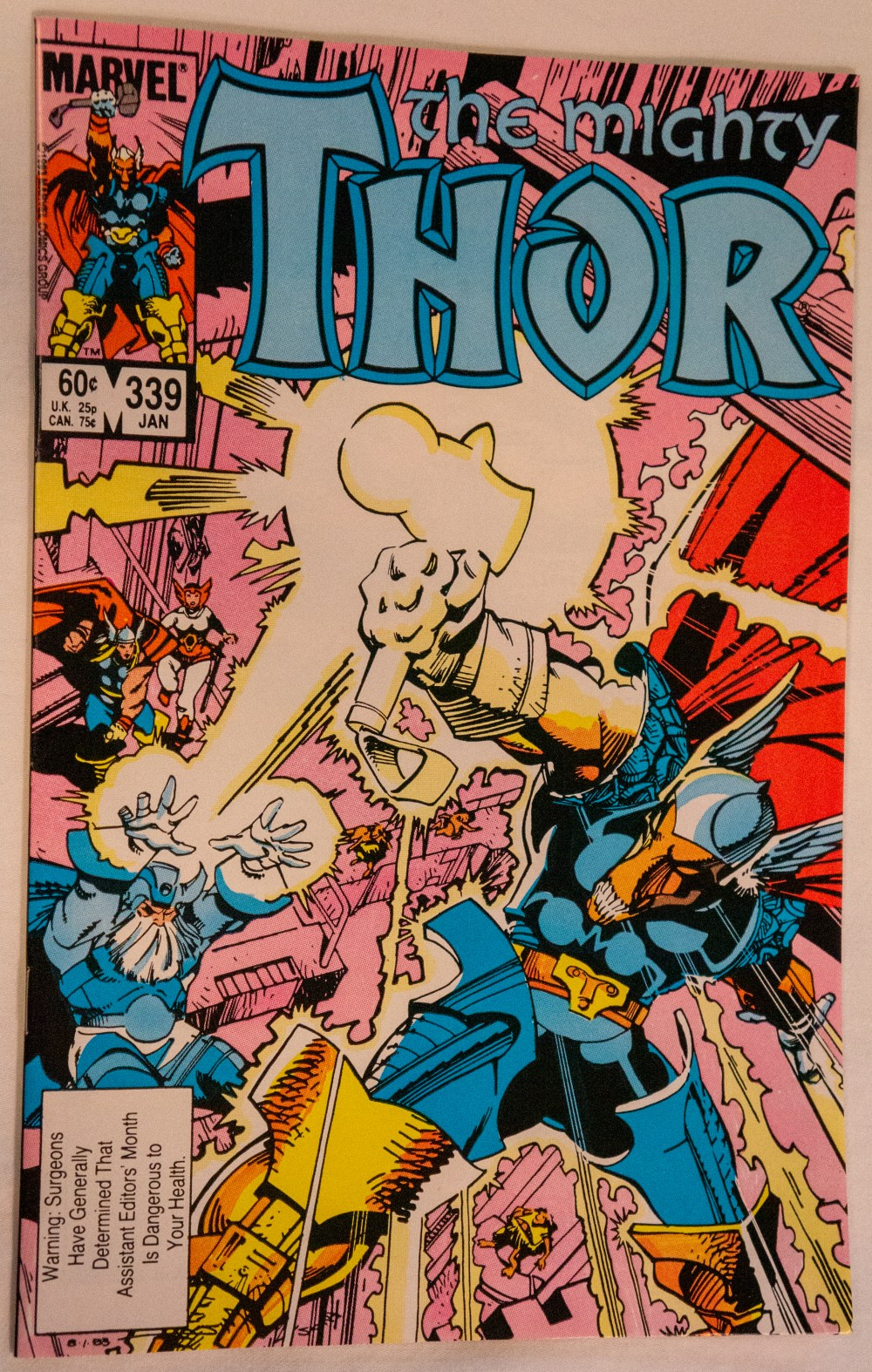 The Mighty Thor #339