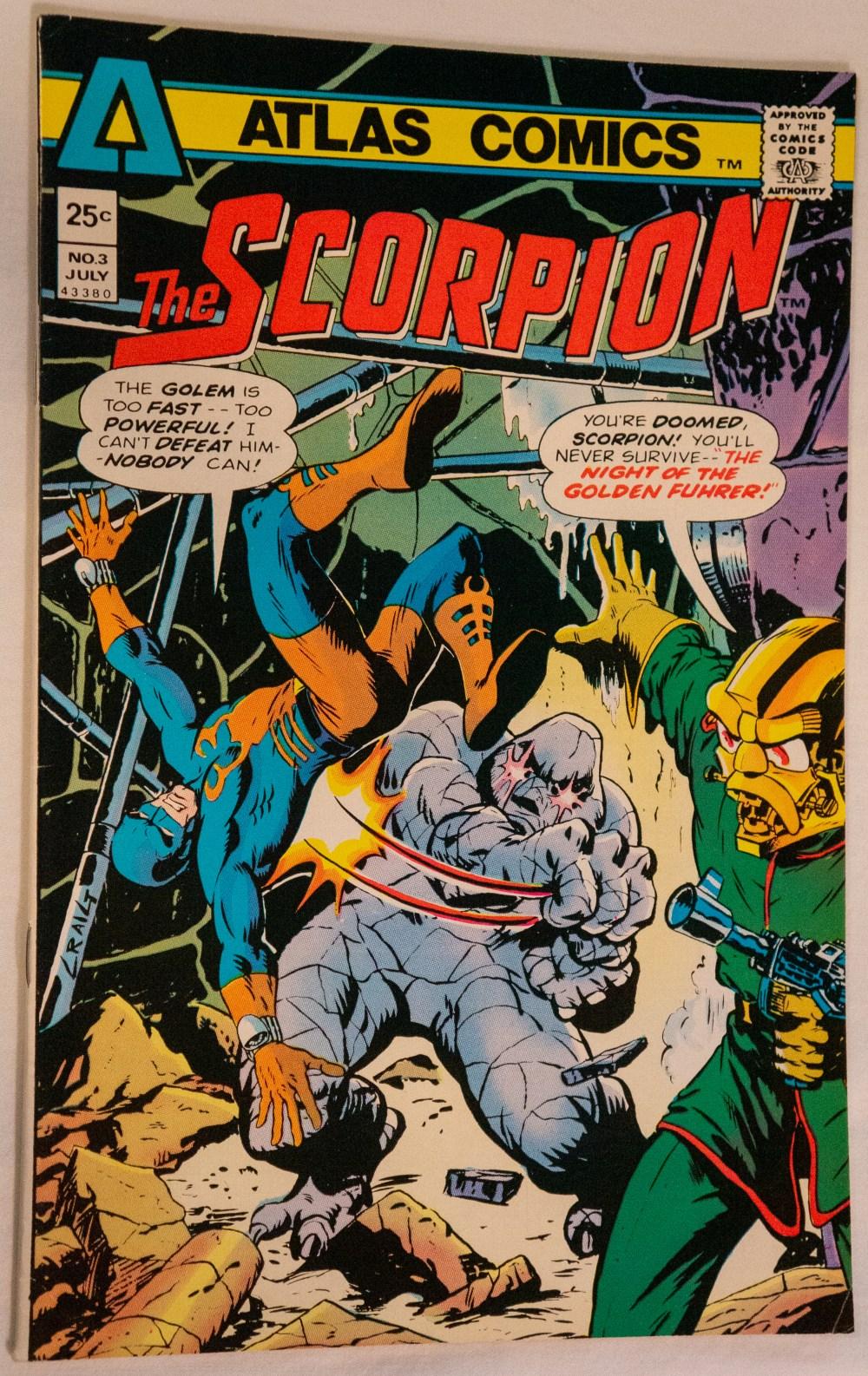 The Scorpion #3