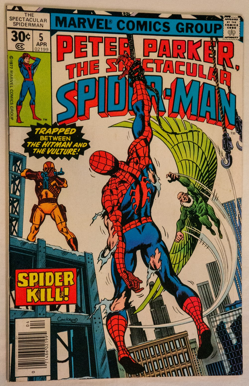PPTS Spiderman #5