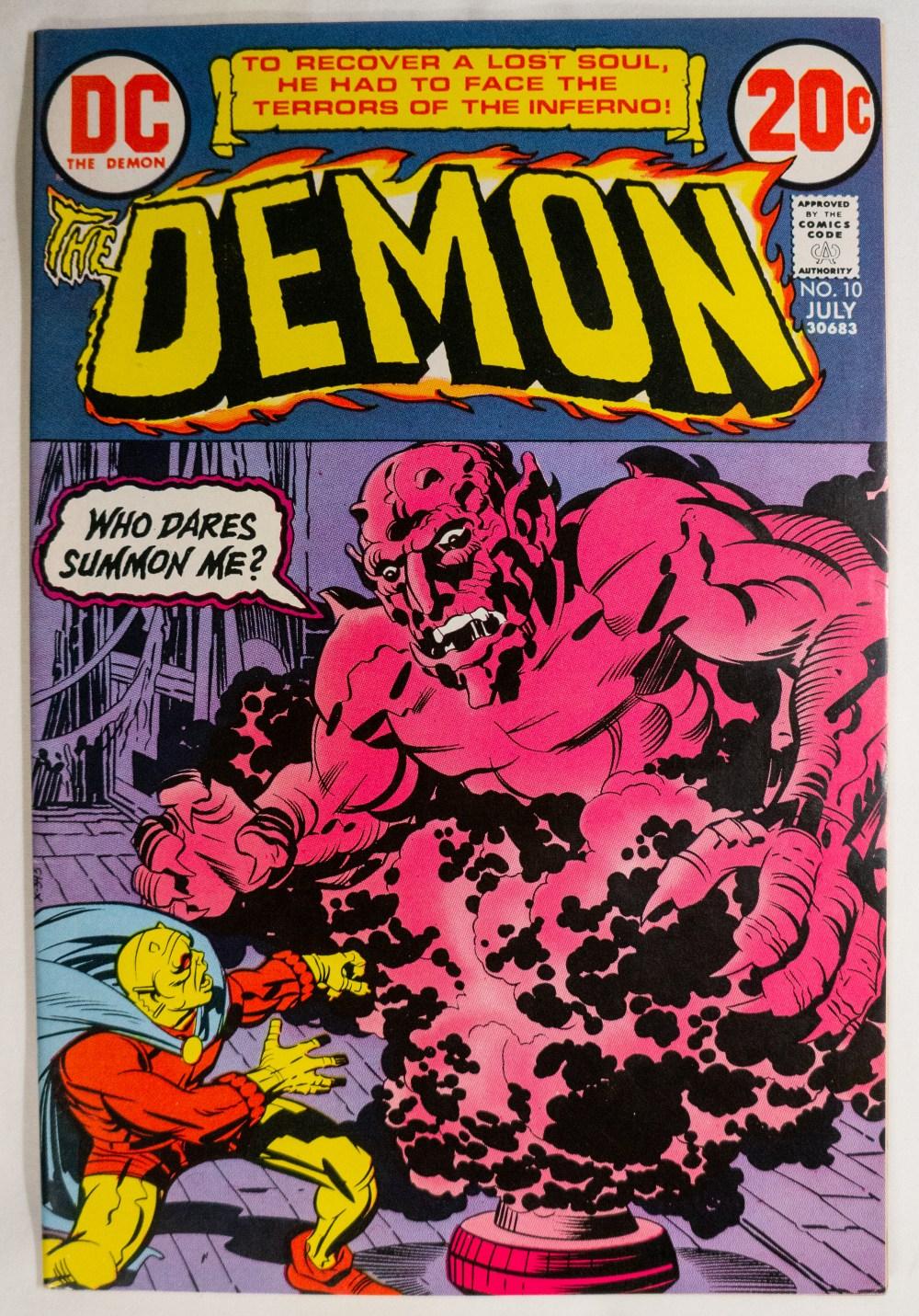 The Demon #10