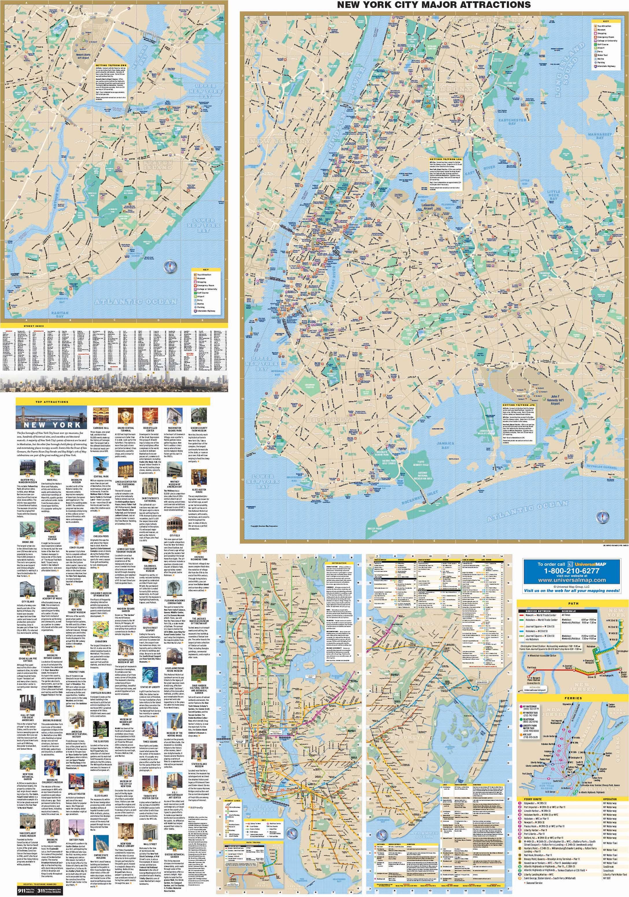 Office Decor Maps