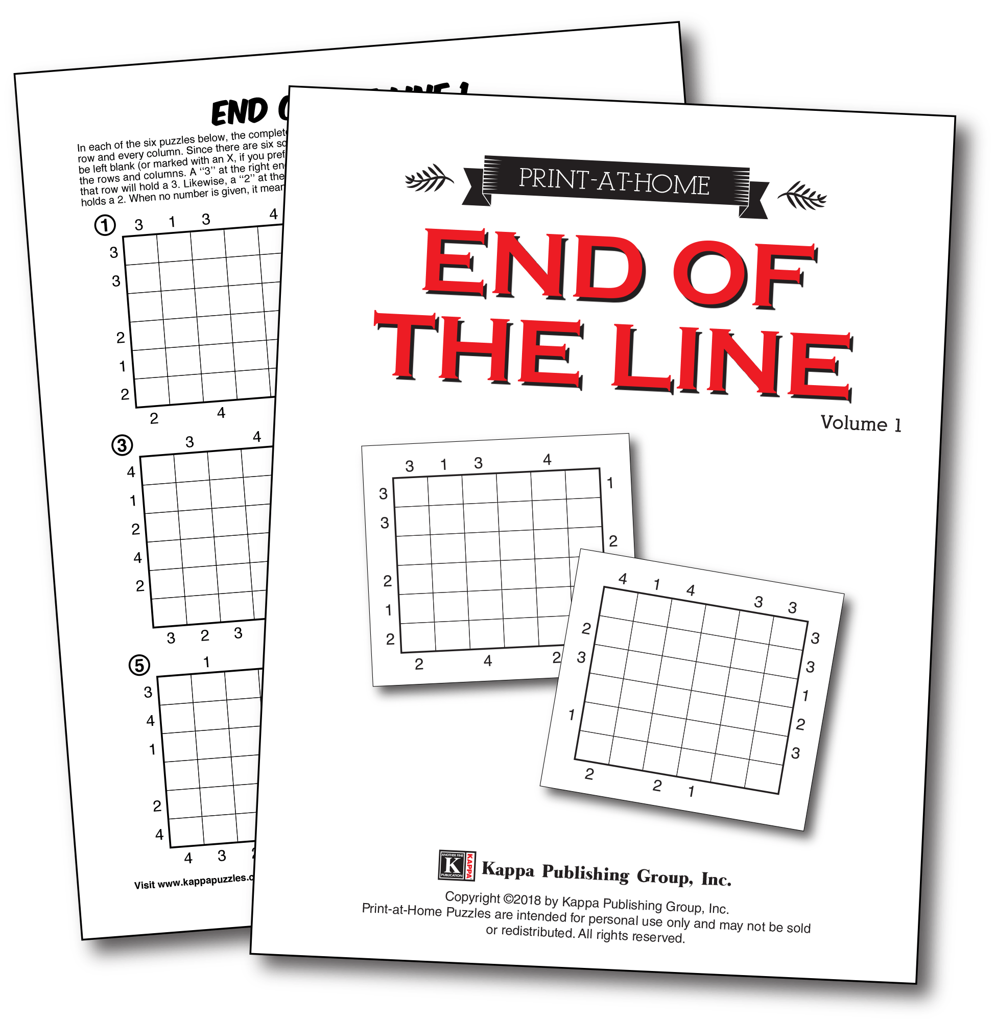 Print-at-Home End of the Line