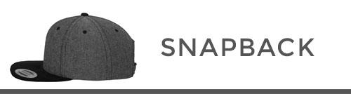 Mützen besticken lassen - Snapbacks