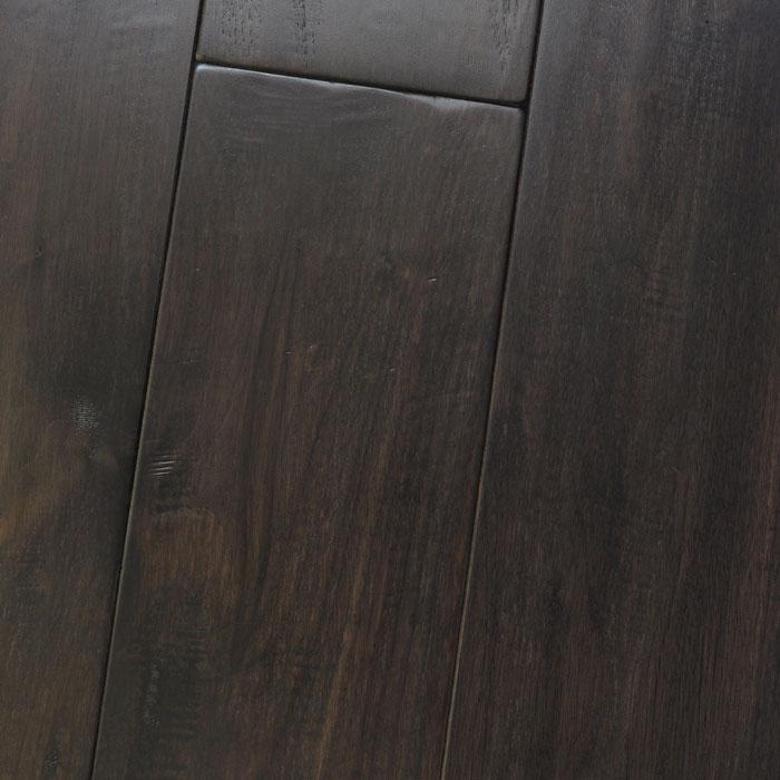 Black Walnut Dusky Amish SoftScraped  Flooring Store San