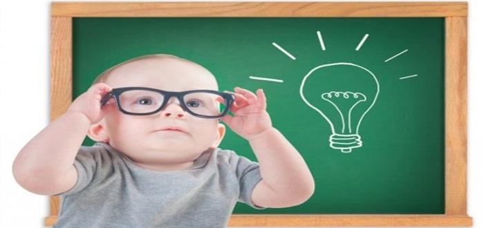 Tanda Bayi Cerdas Terlihat Setelah Minum Kapsul Kecerdasan
