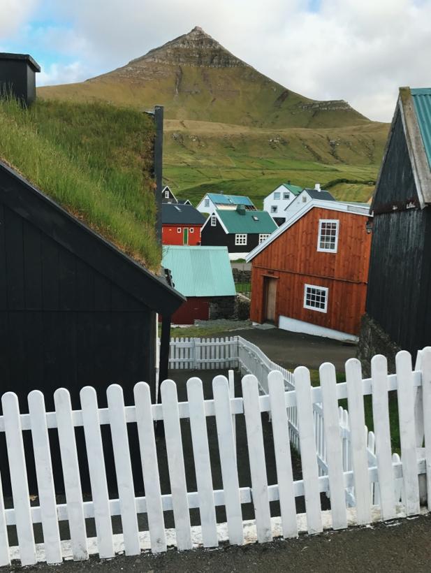 Faroe Islands - Gjogv
