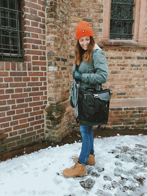 Kosan Travel Pack System + Helly Hansen gear - Kaptain Kenny Travel