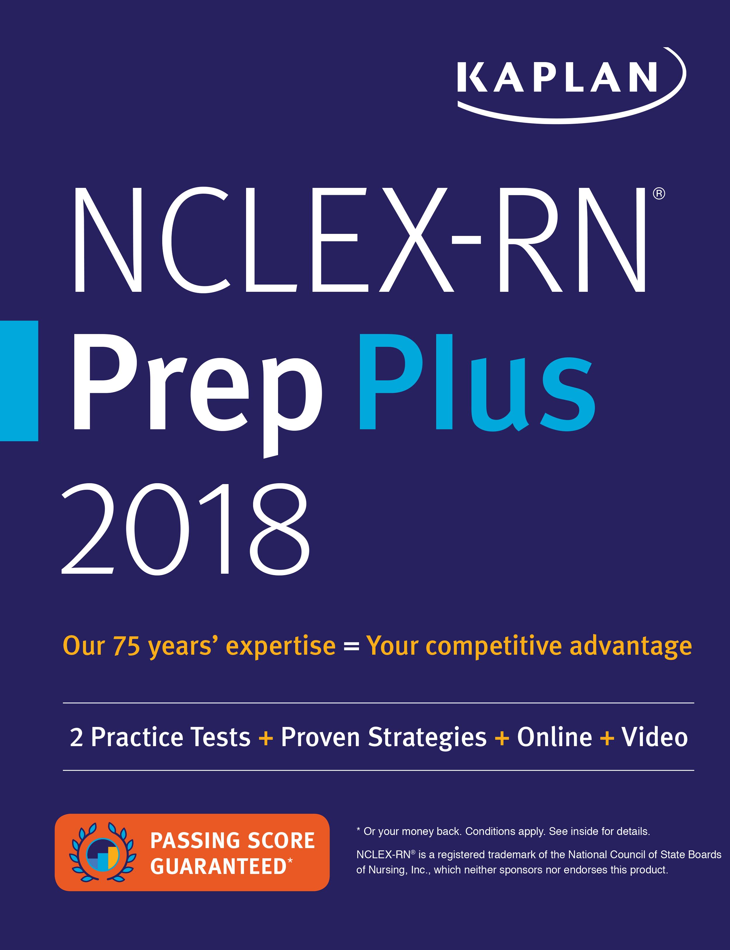 Nclex Review Books