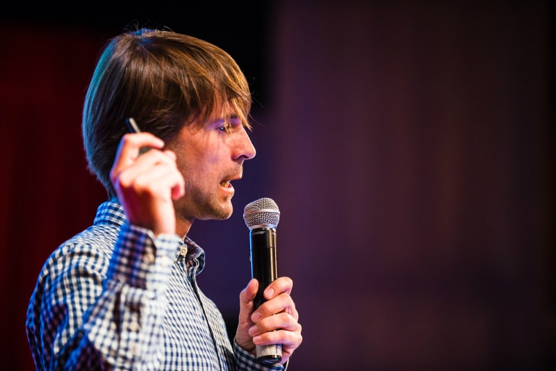 Jan Erik Solem, Mapillary CEO. ©Dan Taylor/Heisenberg Media