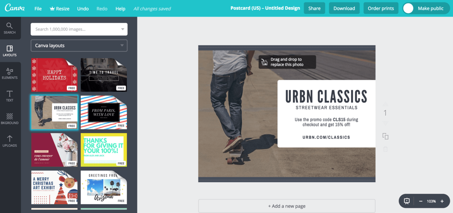 Will Canva leave some room fro Unsplash to compete ?