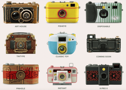 Hipstamatic returns with new free app and updated analog camera styles for iOS