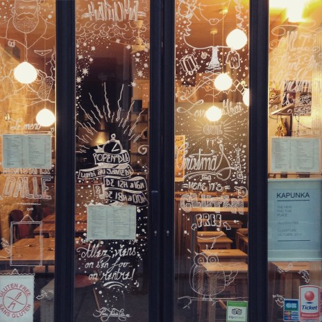 Kapunka Montorgueil x Paris Sketch Culture