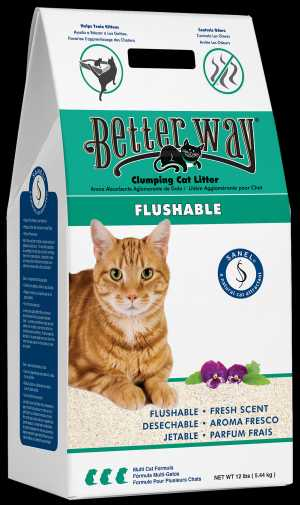 9 Best Flushable Cat Litter Brands Updated Feb 2018