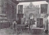 Comedor del Palacio de Eugenia de Montijo