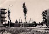 Esquina Camino de las Cruces con calle Marianistas (años 70)