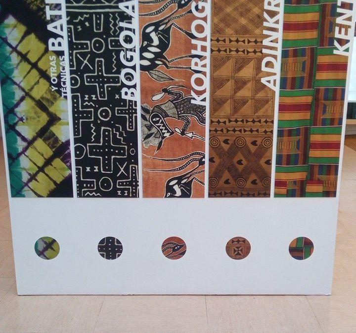 La exposición que nos habla de las Telas Africanas