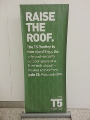Outdoor Roof Space