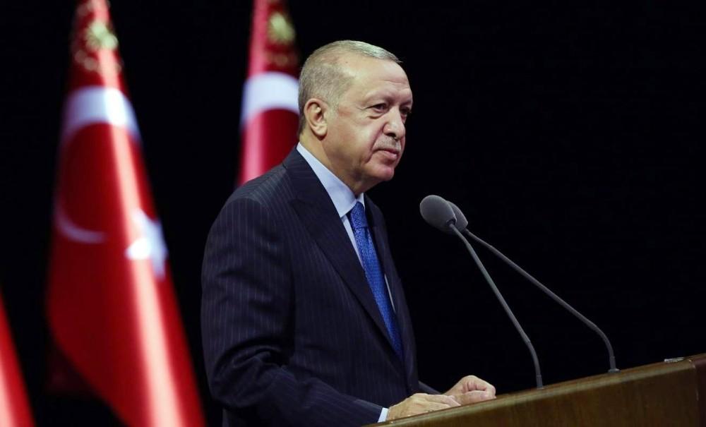 Cumhurbaşkanı Erdoğan'dan uluslararası öğrenci sayısı vurgusu