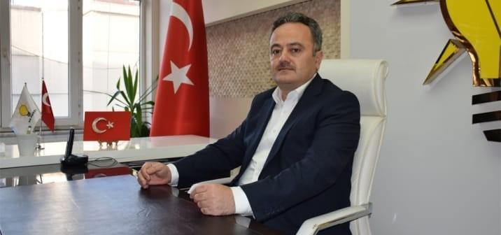 AK Parti Karabük İl Başkanı Altınöz'den 18 Mart mesajı