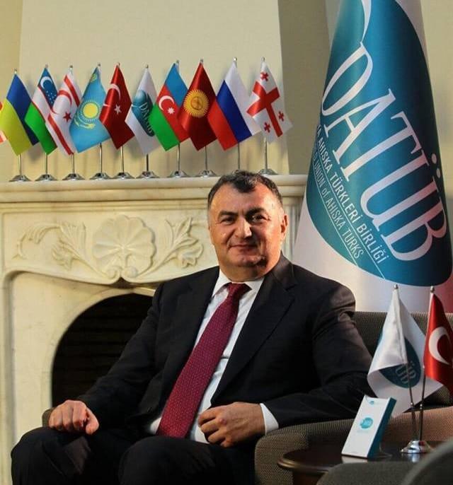 DATÜB Genel Başkanı Ziyatdin Kassanov'a teşekkür mektubu