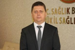 Karabük 'Mavi'ye boyandı Sağlık Müdürü teşekkür etti