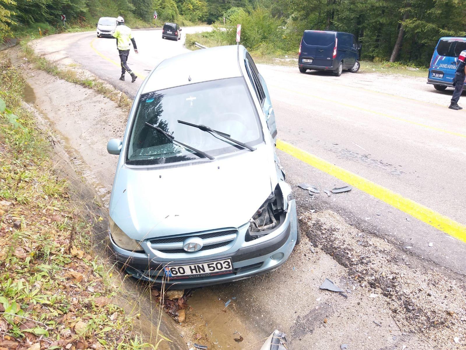 Karabük'te iki ayrı kaza: 3 yaralı