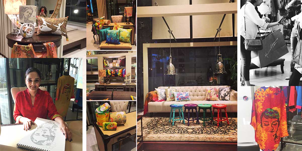 Mina Siddique Pret And Home Decor Exhibition In Karachi