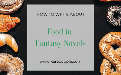 Food in Fantasy: Adding Flavour to Fantasy Worldbuilding