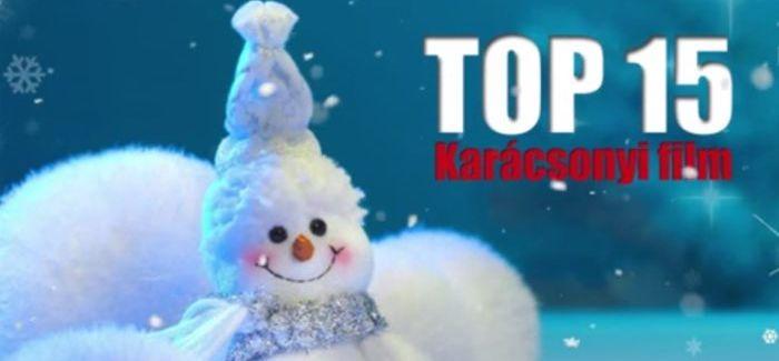 Top 15 – Karácsonyi filmek