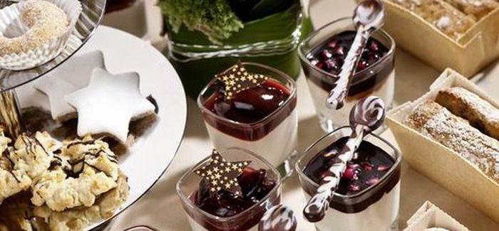 100 karácsonyi desszert – receptekkel