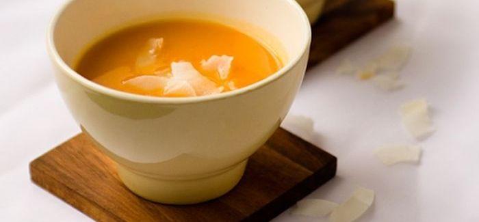 Így készül a karácsonyi sütőtök leves – recept