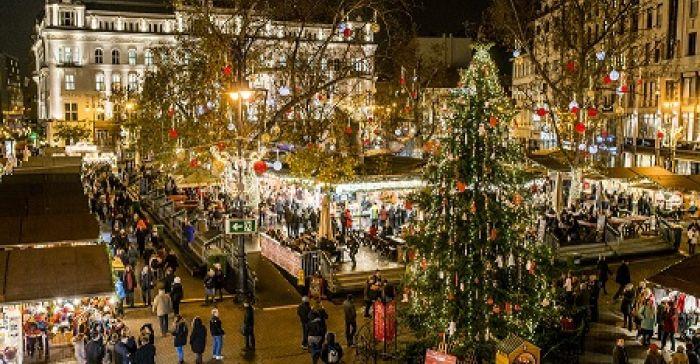 Budapesti Adventi- és Karácsonyi Vásár 2016 – Miben egyedi a Vörösmarty téri vásár?