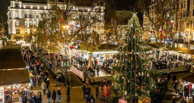 Budapesti Karácsonyi Vásár 2017 – Vörösmarty tér: infok ...