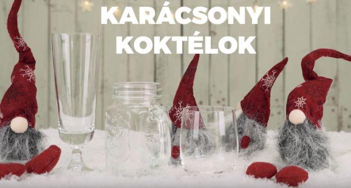 Nagyon finom! Íme néhány karácsonyi koktélötlet – alkoholmentes tippek itt