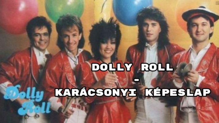 Jöjjön a Dolly Roll - Karácsonyi képeslap dala.